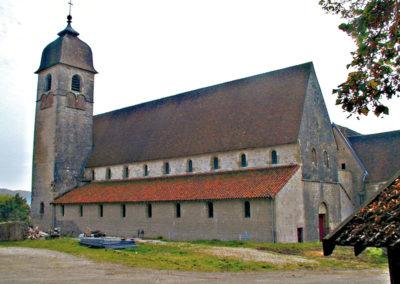 Abbaye de Marast