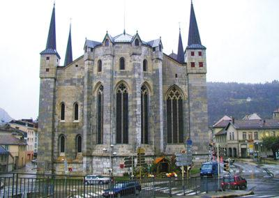 Cathédrale de Saint-Claude