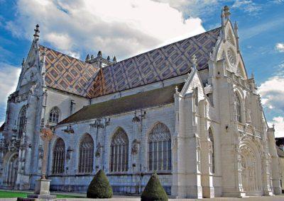 Monastère de Brou (ancienne abbaye) à Bourg-en-Bresse (01)