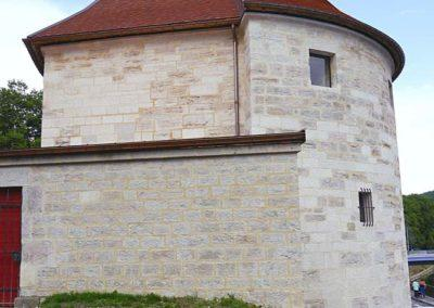 Tour de la Pelotte à Besançon