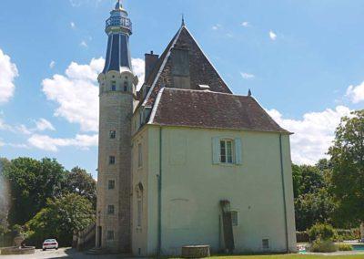 Château de Malans (70) – Propriété privée