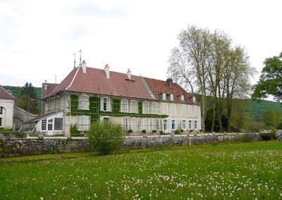Château de Rennes sur Loue (25 ) – Propriété privée