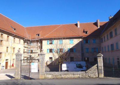 Ancienne couvent des Ursulines – St Hippolyte (25)