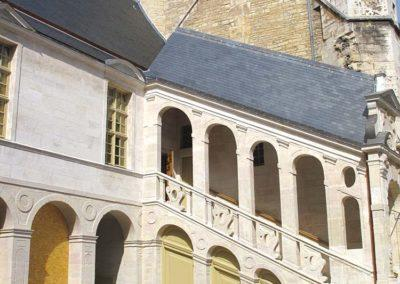 Musée des Beaux Arts dans le Palais des Ducs – Dijon (39)