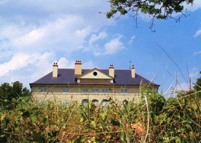 Château de Boulot (70) – Propriété privée