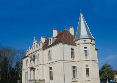 Château d'Autrey les Gray (70 ) – Propriété privée
