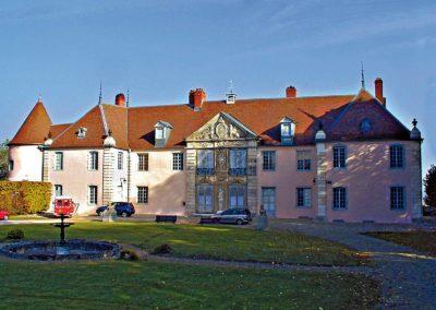Château de Torpes (25 ) – Propriété privée