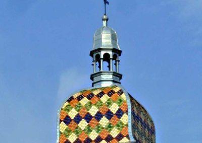 Église d'Aynans (70)