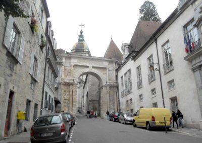 Porte Noire – Besançon (25)