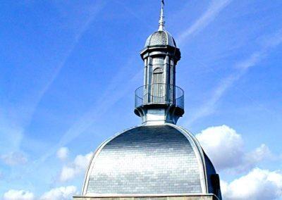 Dôme de l'Hopital de Luxeuil
