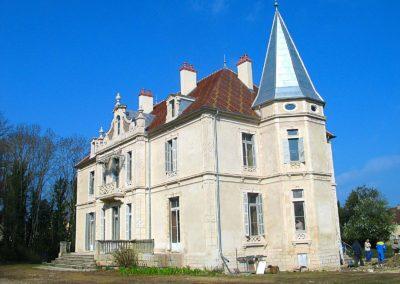 Château d'Autrey-les-Gray