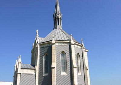 Chapelle Notre Dame  de Ouhans (25)