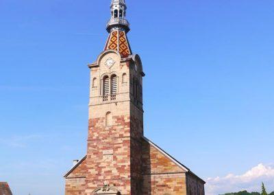 Église de Moffans et Vacheresse (70)